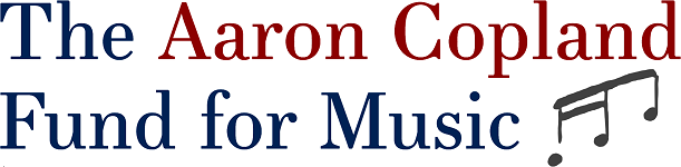 The Aaron Copland Fund For Music